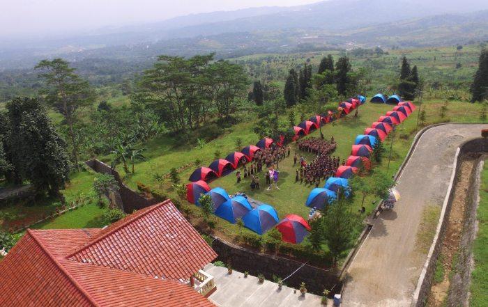 Camping Ground VIlla Bukit Hambalang
