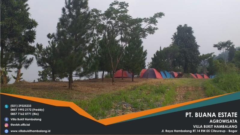 AREA CAMPING KETAPANG - VILLA BUKIT HAMBALANG 5